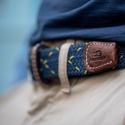 Billy Belt - The Porto Two Toned Woven
