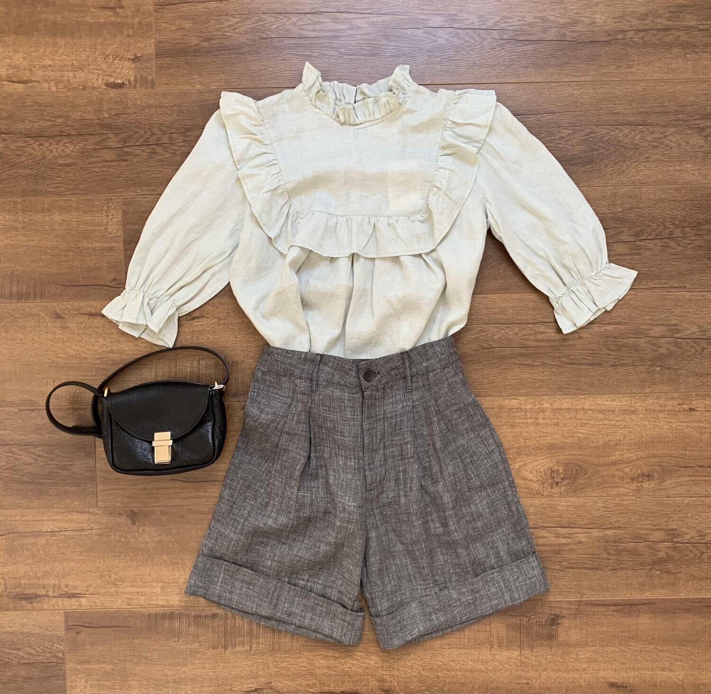 acacia - tash linen short