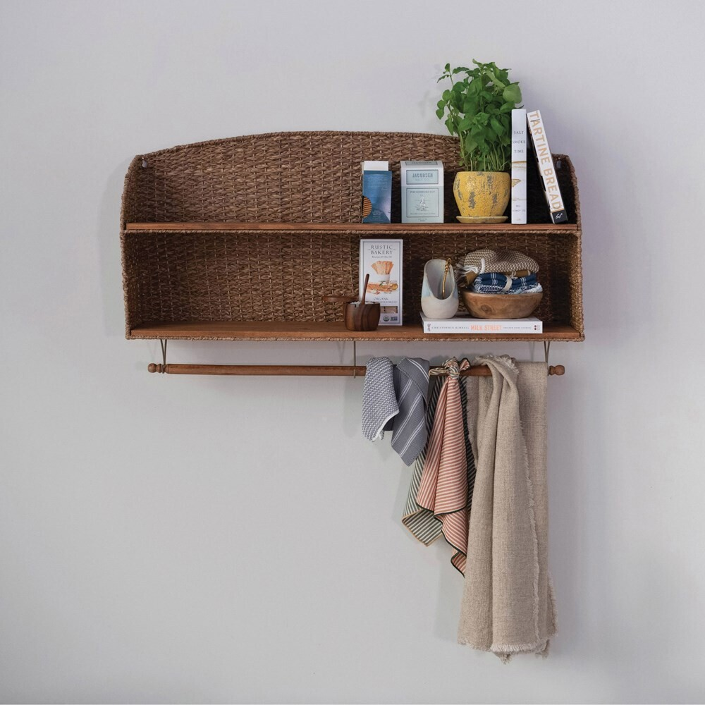Cotton Knit Dish Cloth - Set of 2