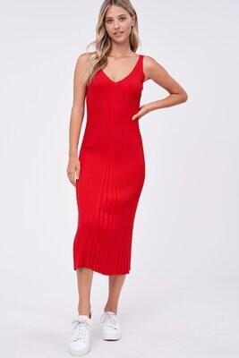 En Saison - Aria Knit Midi Dress