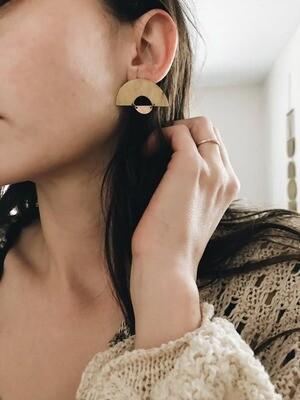 Desert Rose Jewelry - Brass + Rose