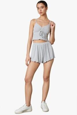 NIA - Flounce Shorts