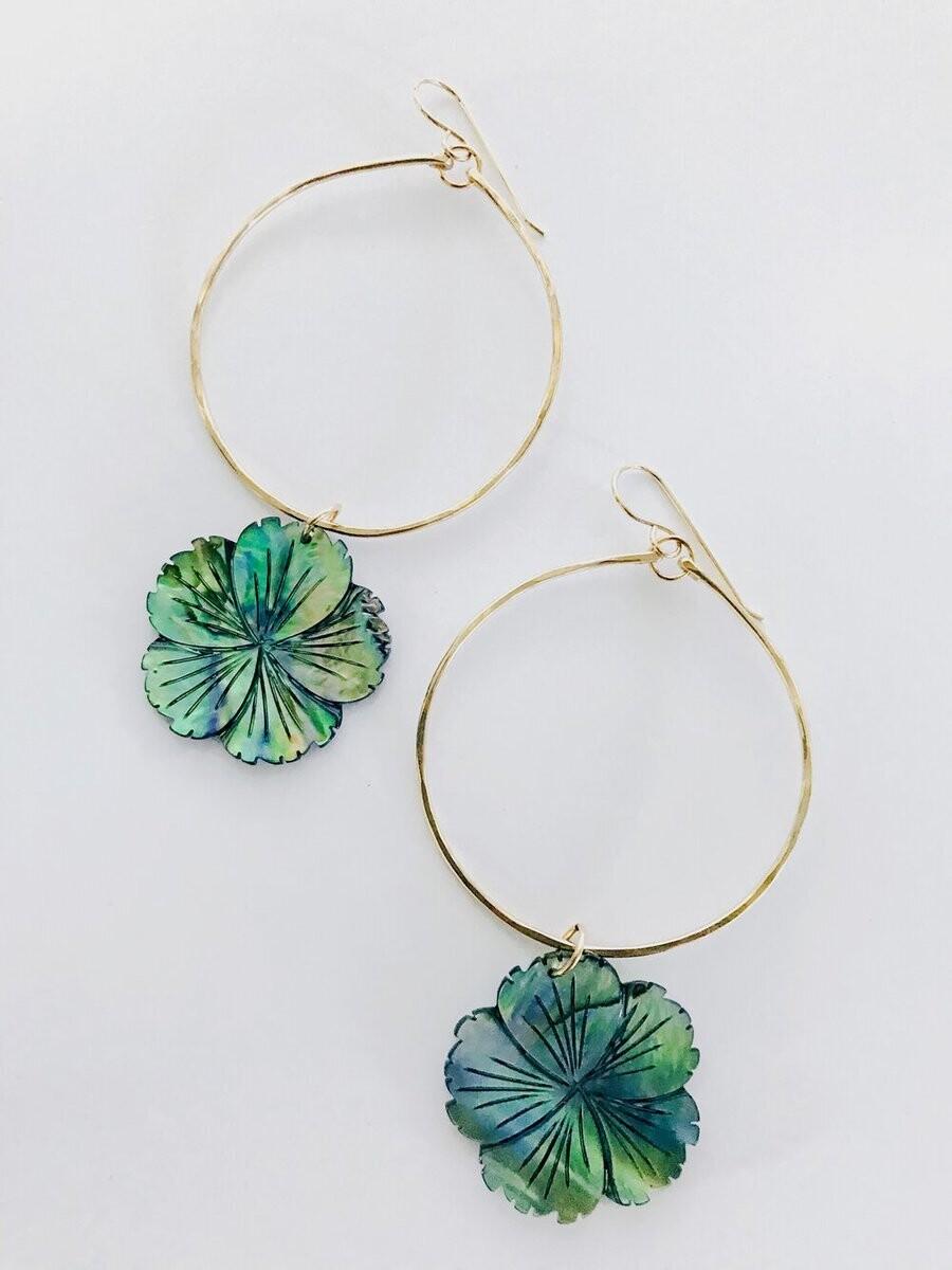Sophie Grace Maui - Serrano Earrings