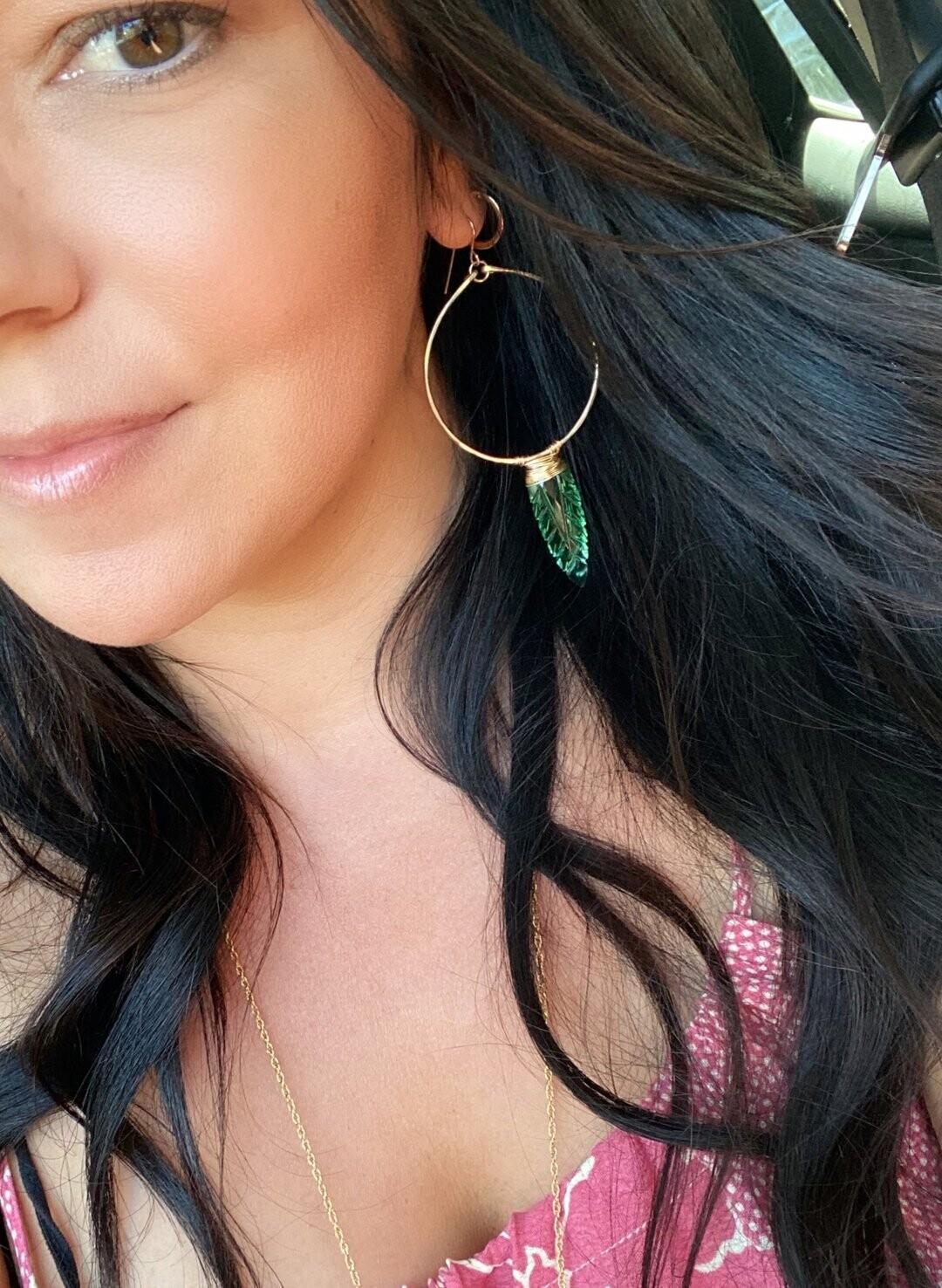 Sophie Grace Maui - Copacabana Earrings
