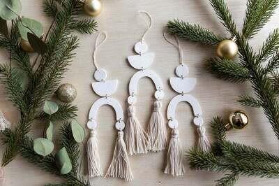 Happy Mountain Designs - Caroline Ornament