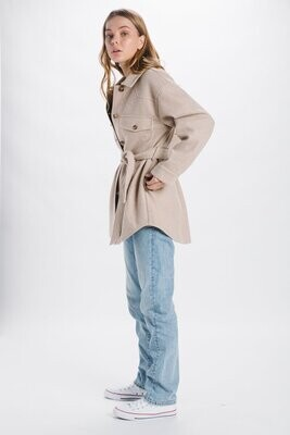 En Saison -Sklyar Wool  Blend Jacket