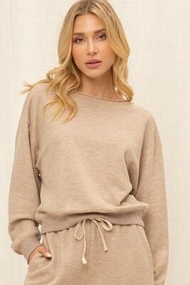 VOY - Dusty Pink Sweatshirt