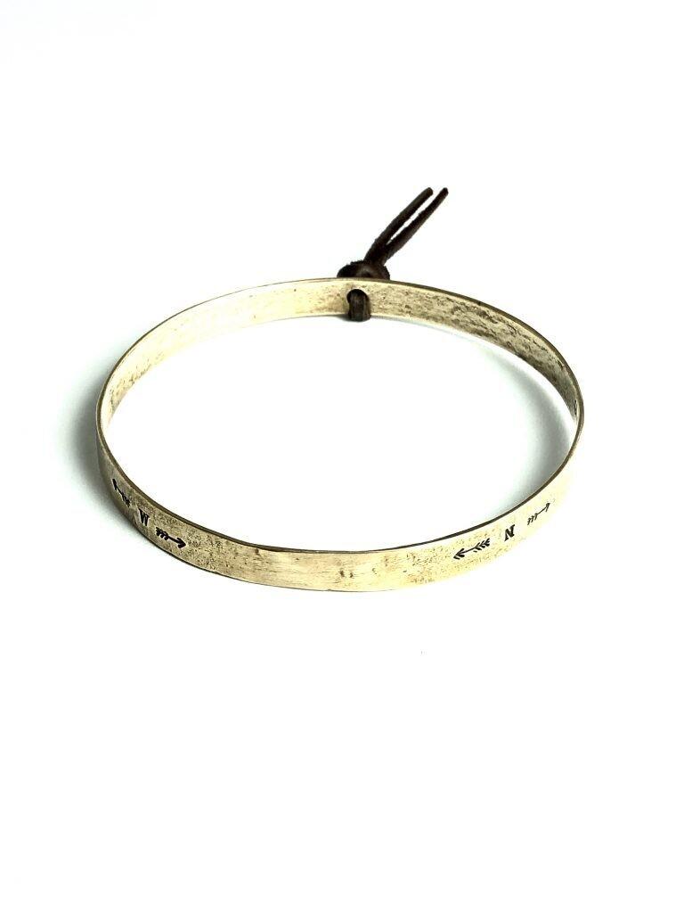 CLP - 4 Directions Bronze Bracelet