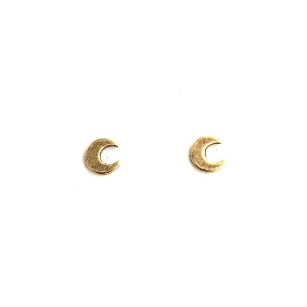 CLP - Tiny Moon Studs