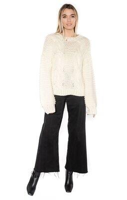 RAGA - Alaska Cable Knit Pullover