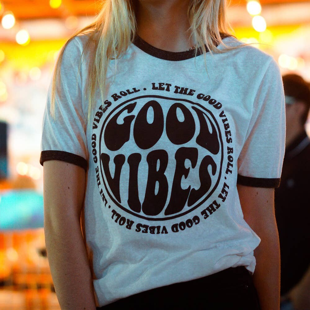 Let the Good Vibes Roll