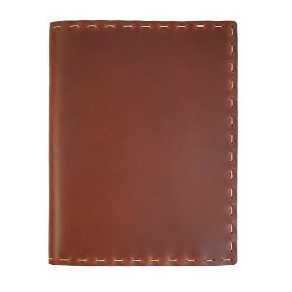Rustico - Leather Composition Cover - hand sewn