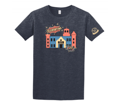 20th Anniversary Short Sleeve T-Shirt