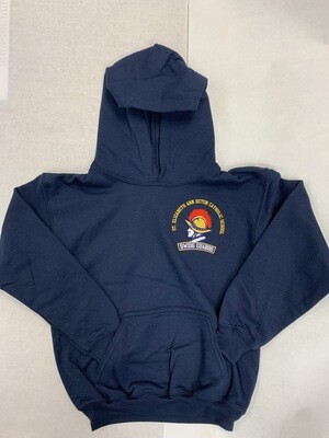 Swiss Guard Pull Over Hoodie