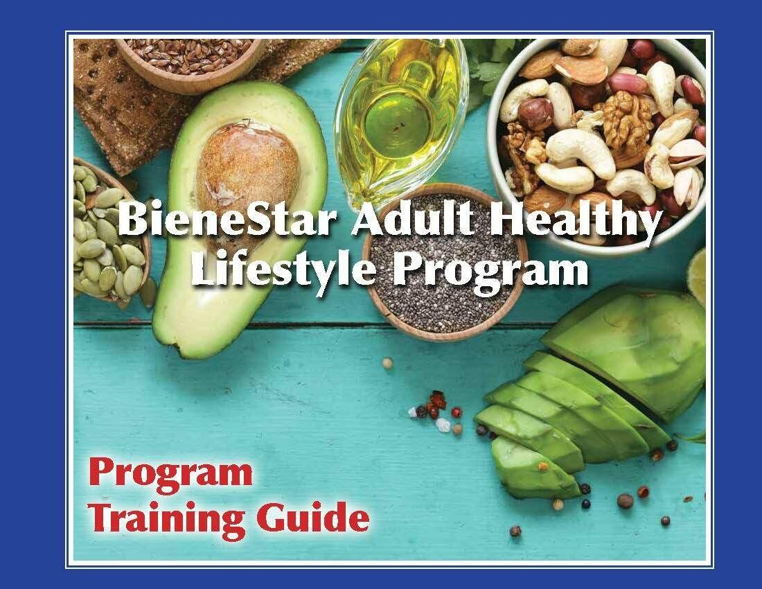 Bienestar Adult Healthy Lifestyle Program-Participant Worksheets