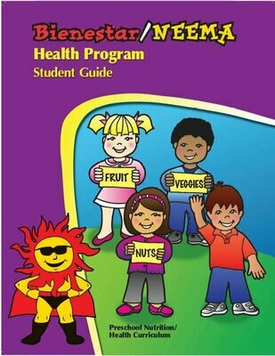 Student Workbooks: Healthy Minds Healthy Lifestyles - Hard copies