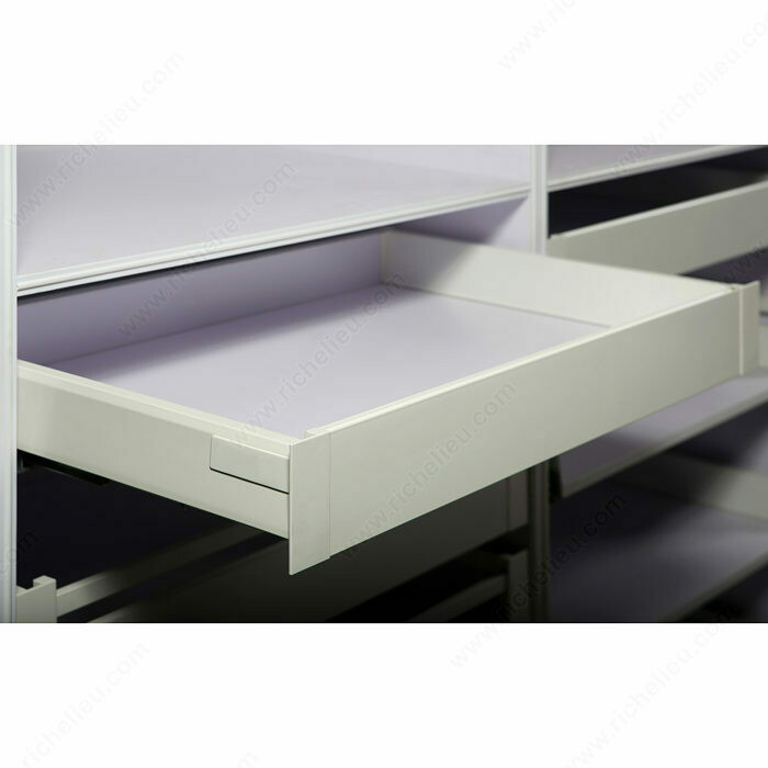 """Inner 908 Drawer Sets with 84 mm (3 5/16"""") Height"""