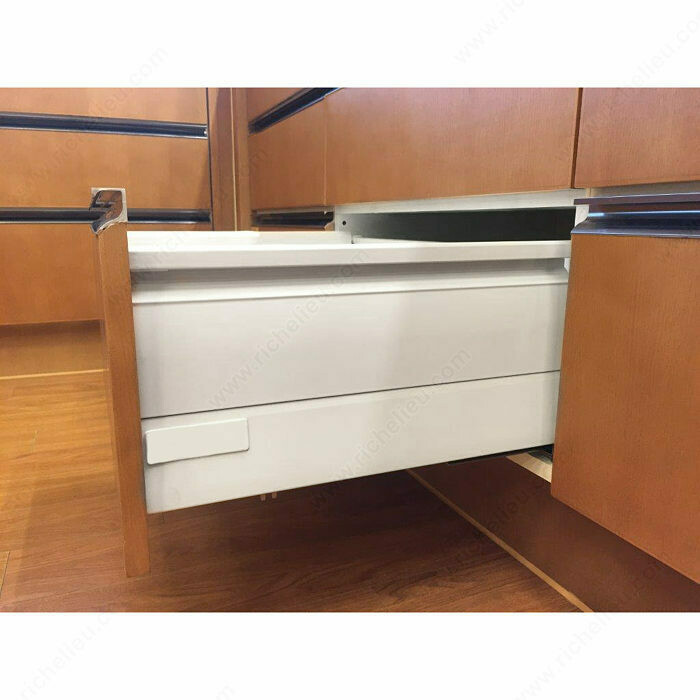"""Standard 908 Drawer Sets with 135 mm (5 5/16"""") Height and Side Panels"""