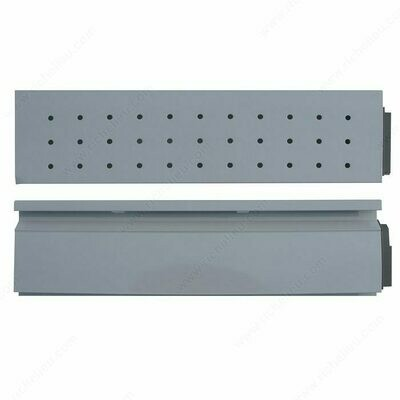 Double Lateral Panels for 908 Drawer System