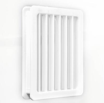 Grommets-Ventilation RVG Series / Rectangular