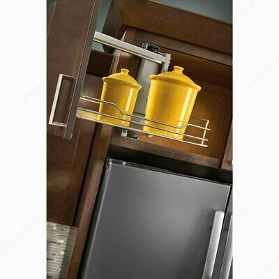 Above Appliance Pull-Out