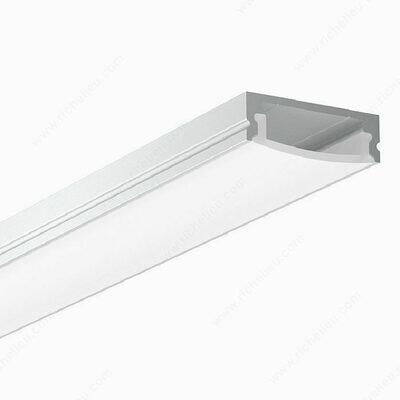 Low Aluminium Profile with Lens