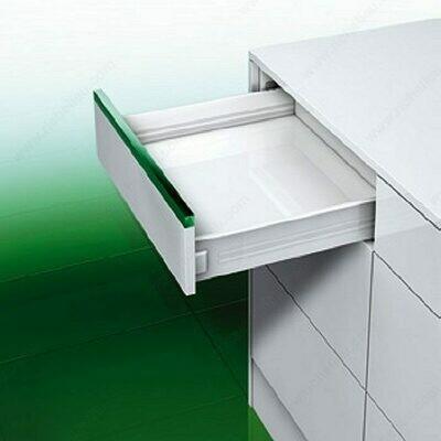 Integra Quick Metal Panel Side 85mm
