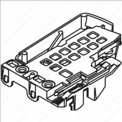 Locking Device with Standard Application for 554 and 552 Series