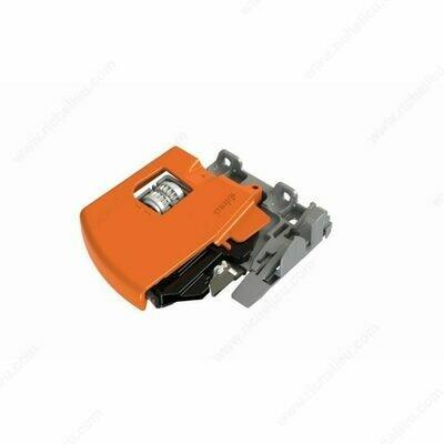 Locking Devices for TANDEM Slides, Standard Mount Right