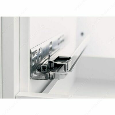 DYNAPRO16 3D Full Extension Concealed Undermount Slide with Soft-Close