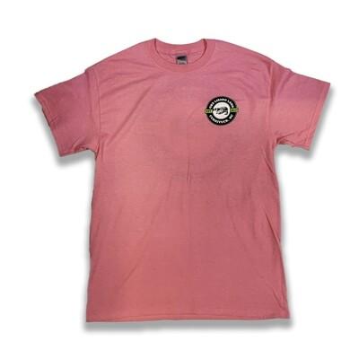 OBX Lizard Land Gila Tee - Pink