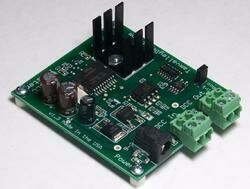 5 Amp Trip / 3 A Continuous Duty DCC Booster Board
