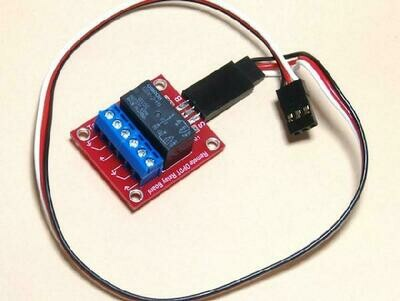 Remote DPDT Relay Board