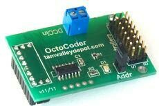 Octocoder Stationary Decoder