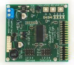 Quad-Pic Auto Programmable Servo Decoder