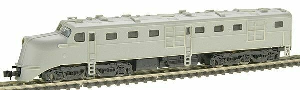 """""""N"""" Alco DL 109 Undecorated"""