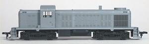 """""""N"""" Alco RS-2 Undecorated Roller"""