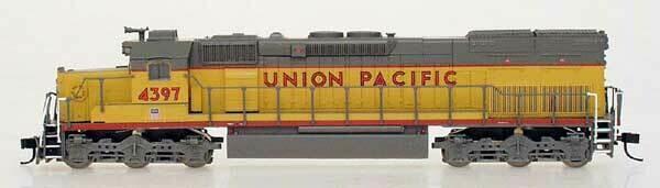 """""""N"""" Intermountain SD40T-2 Union Pacific #2911"""
