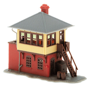 N Scale Signal Tower