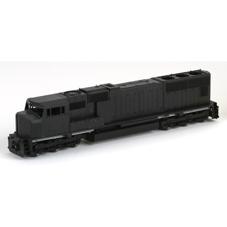 """""""HO"""" Athearn Genesis SD75M Undecorated BNSF Cab"""