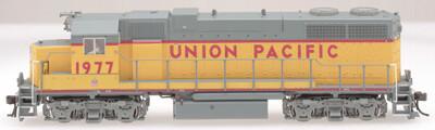 """HO"" Atlas Masters GP-38 Union Pacific No #"