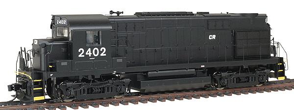 """HO"" Proto 2000 RS27 CR #2402 w/o Sound"