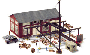 HO Scale Walthers Cornerstone Midstate Marble Products