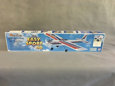 Great Planes Easy Sport 40 RC Plane