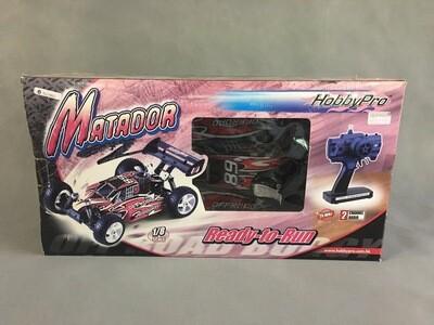 1:8th RTR Matador Off Road Nitro Buggy