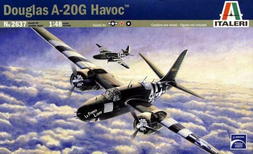 1:48 Scale Douglas A-20G Havoc #2637