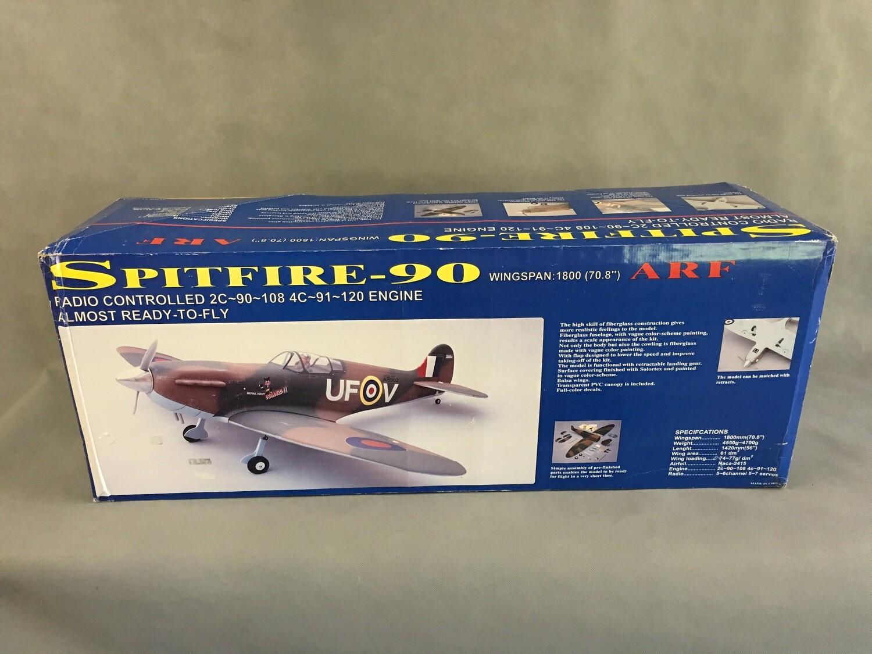 Spitfire-90 ARF RC Plane