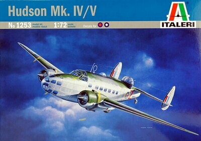 1:72 Scale Hudson Mk. IV / V #1253