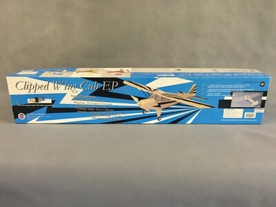 Clipped Wing Cub EP RC Plane The World Models