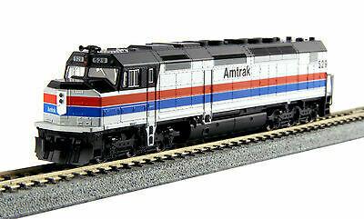Kato 'N' EMD SDP40F Amtrak #529 Phase 11